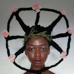Художник, который создает поразительные скульптуры из собственных волос!