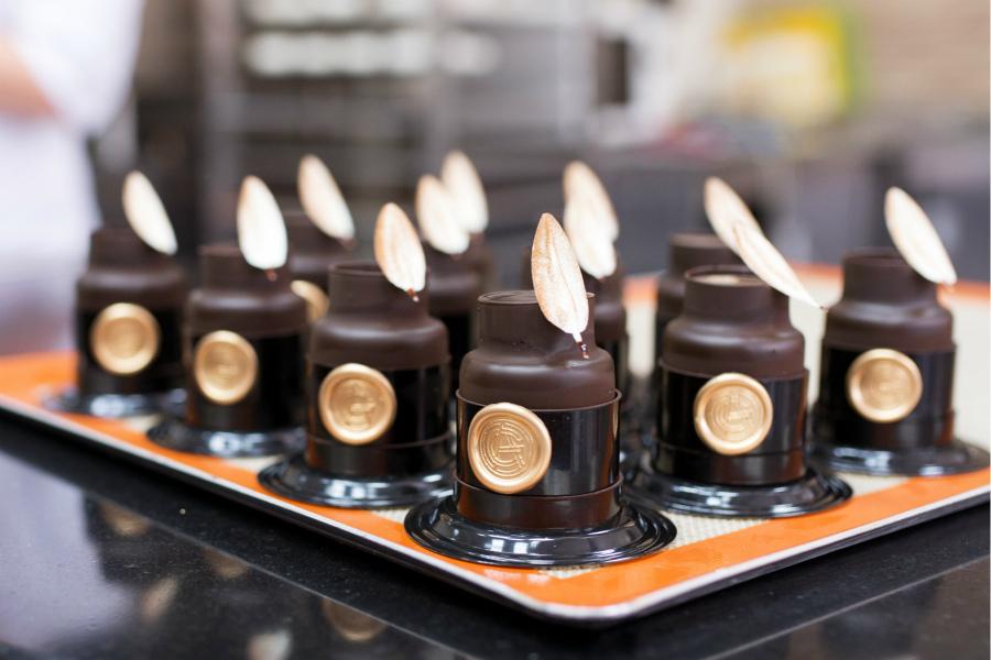 необычные шоколадные конфеты