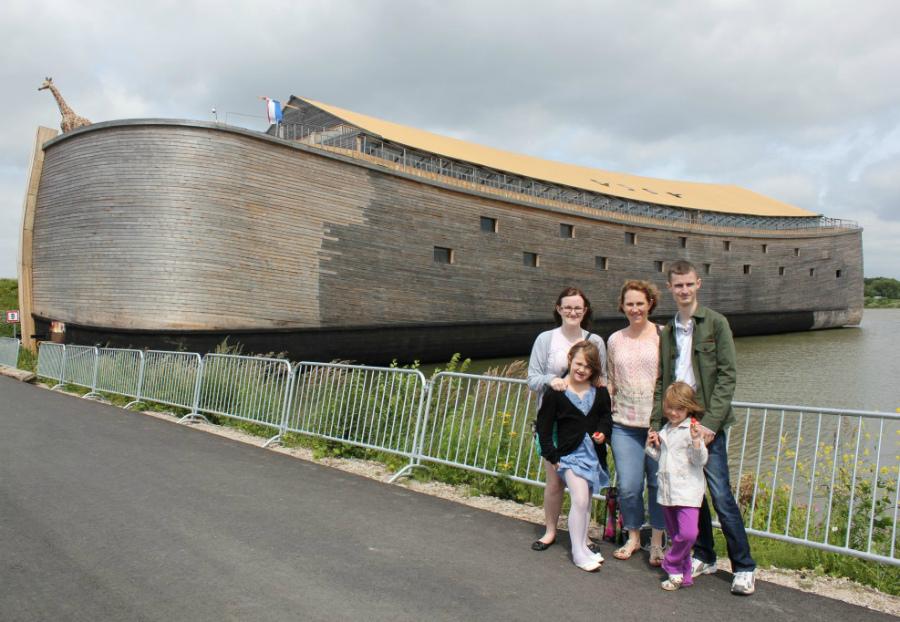 Ноев ковчег в Голландии
