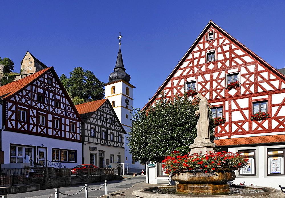 Фахверк: стиль немецких домиков