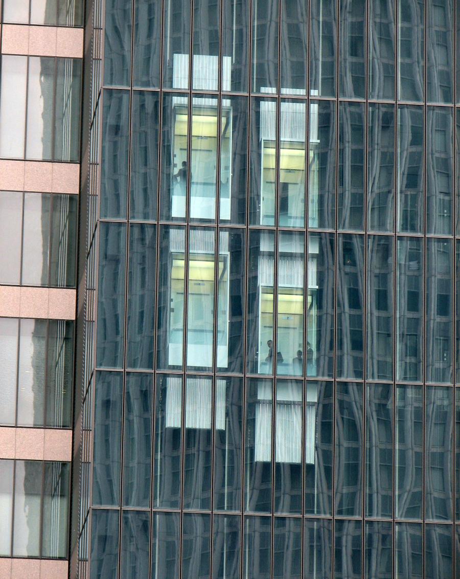 небоскреб Международный финансовый центр