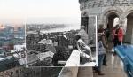 Два года он фотографировал известные места и сопоставлял свои снимки с фотографиями, сделанными в первой половине 20-го века