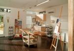 Территория креатива: как создать в своем доме пространство для творчества
