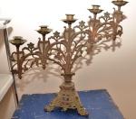 Для тех, кто любит свечи, подсвечники и … истории…