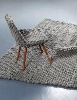 Вязаная мебель в интерьере: 15 идей для домашнего тепла и уюта