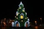 10 самых-самых новогодних елок мира