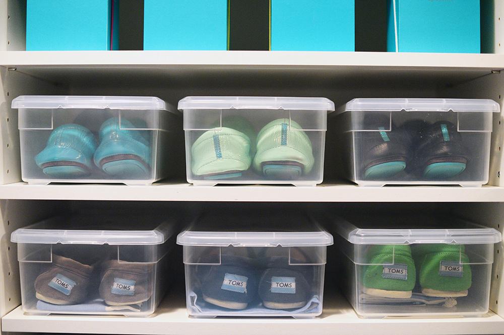 контейнеры для хранения обуви