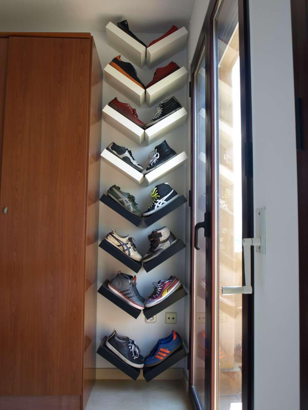 способ хранения обуви