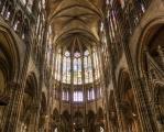 Очарование романтики: готический стиль в интерьере