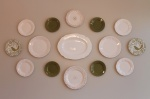 Как украсят интерьер кухни декоративные тарелки