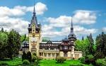 Замок Пелеш — жемчужина Румынии с необыкновенной историей!