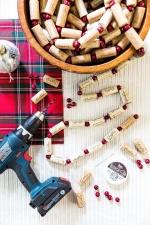 3 идеи потрясающего новогоднего декора из обычных винных пробок