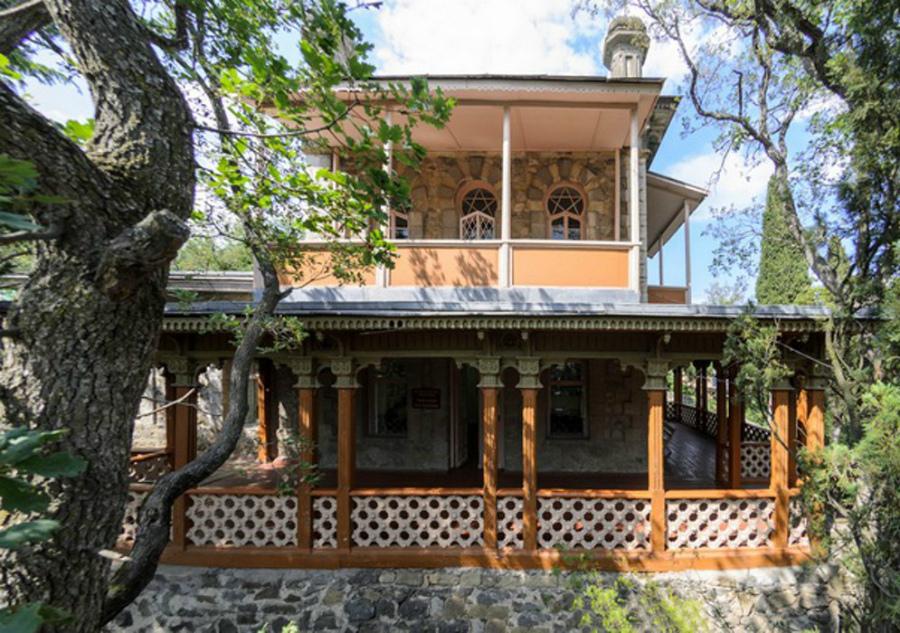 музей-усадьба А. Н. Бекетова