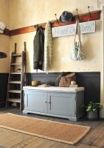 Как уместить вещи в маленьком коридоре: идеи и советы