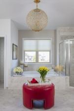 Каким доложен быть домашний спа-салон? Обязательно с дизайнерской ванной!