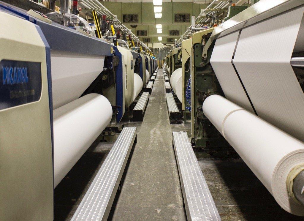 производство ткани перкаль