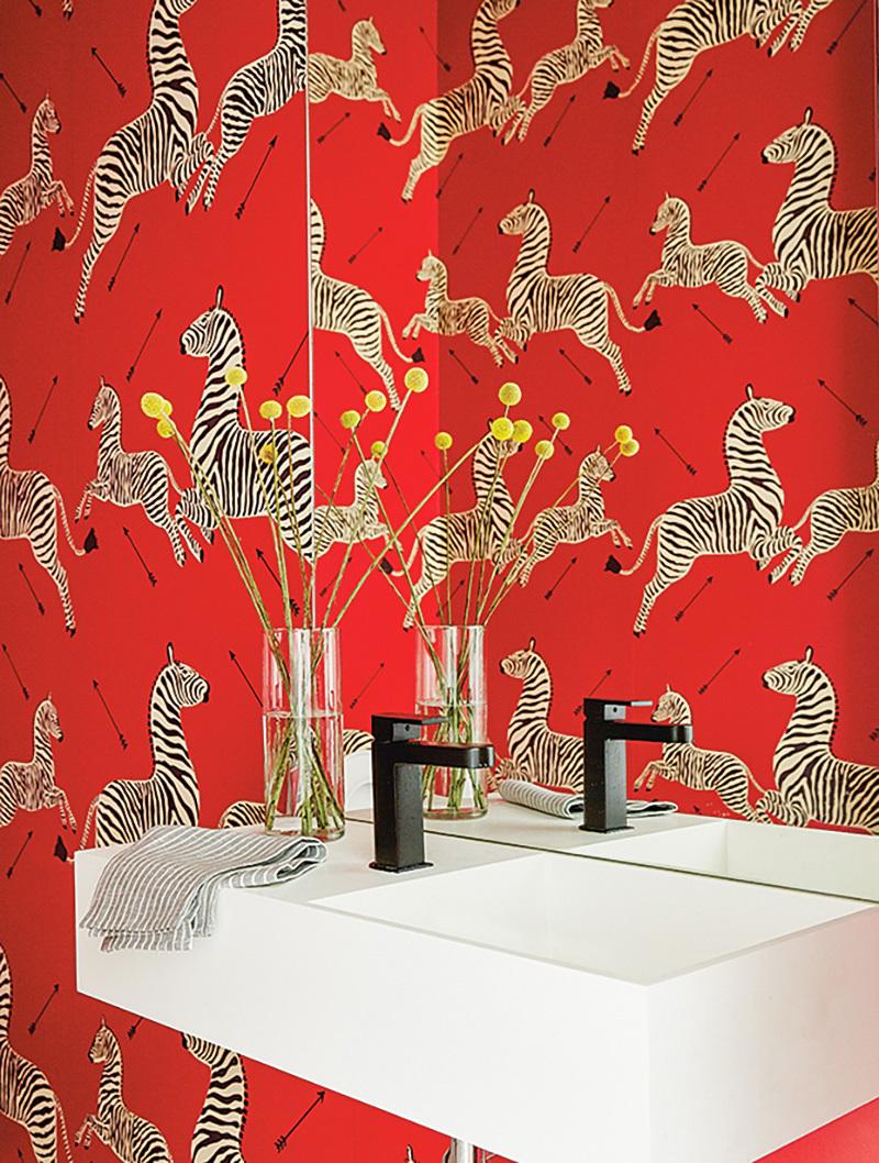 Какие ванные можно назвать самыми стильными?