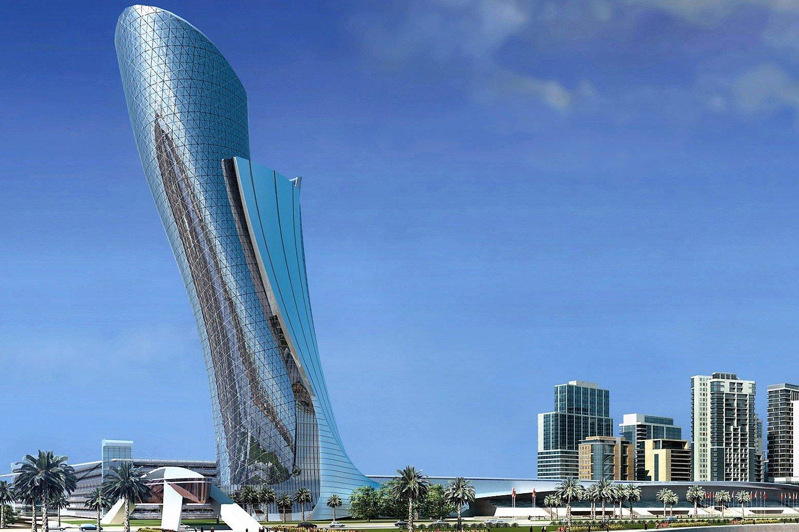 здание в Эмиратах