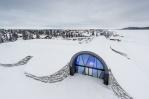 Самый красивый ледяной отель