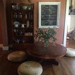 Мебель и голый интерьер