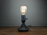10 необычных настольных ламп в стиле индастриал и стимпанк