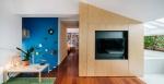 Яркие апартаменты на чердаке в Мадриде