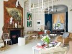 Дизайнер интерьеров и аристократ Николас Хэслем — английский декоратор с бунтарским характером