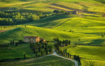 Дом в Тоскане: деревенский стиль на итальянский манер