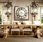 Время — вперед! Декорируем дом часами.