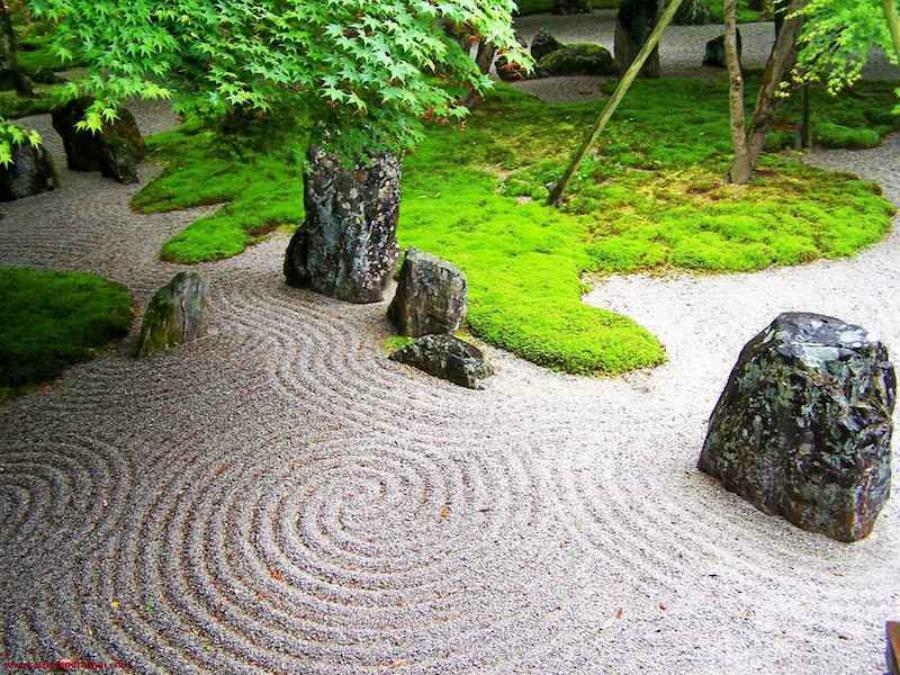 что такое сад камней