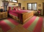 7 вариантов напольных покрытий для вашей спальни