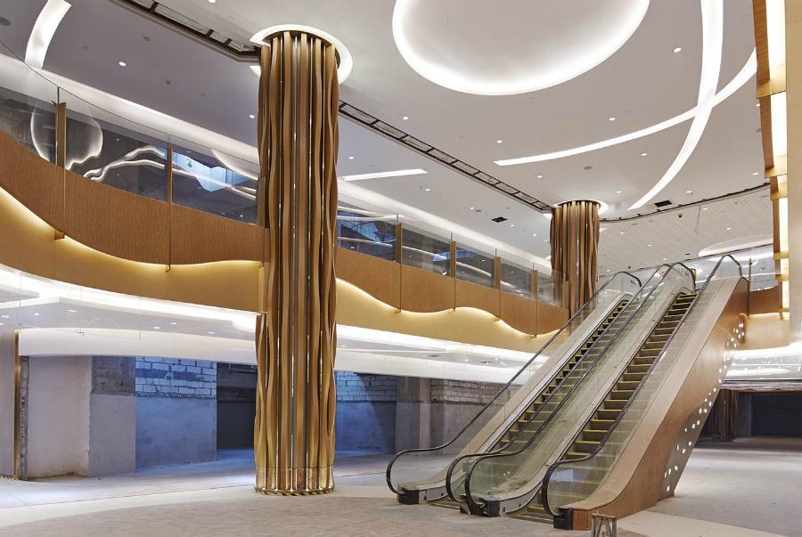 Финансовый центр небоскреб