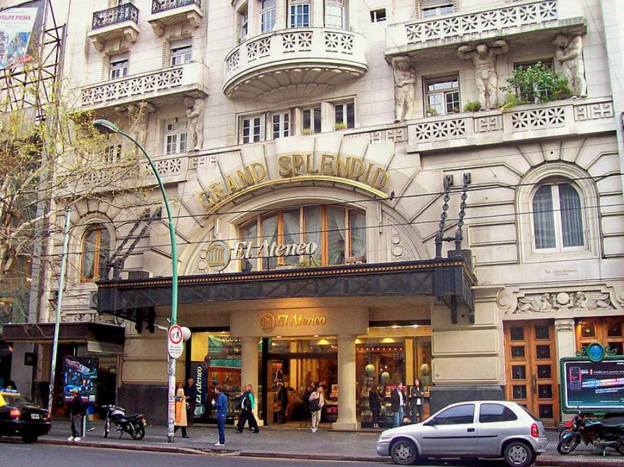 El Ateneo Grand Splendid в Агентине