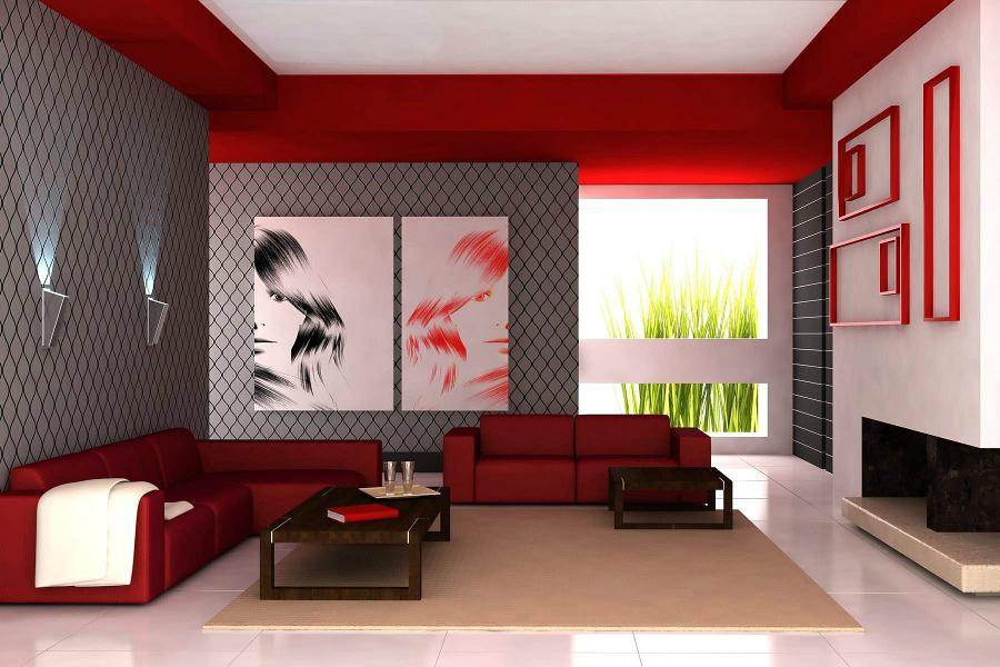 что такое графический дизайн в интерьере квартир