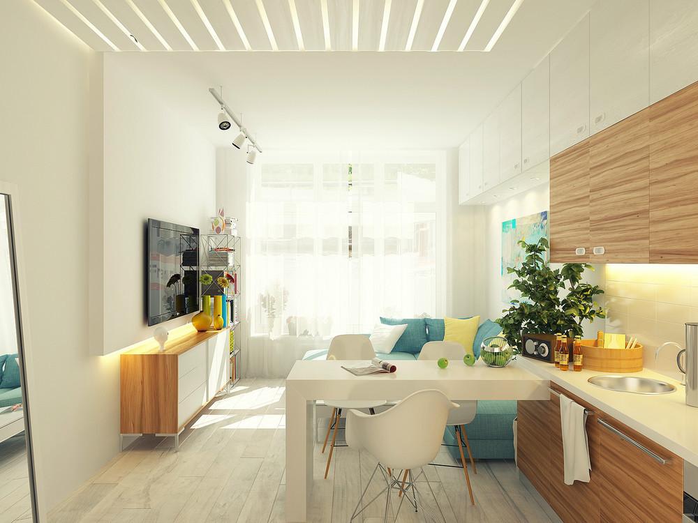Дизайн квартиры в «хрущевке»: 10 правильных вариантов