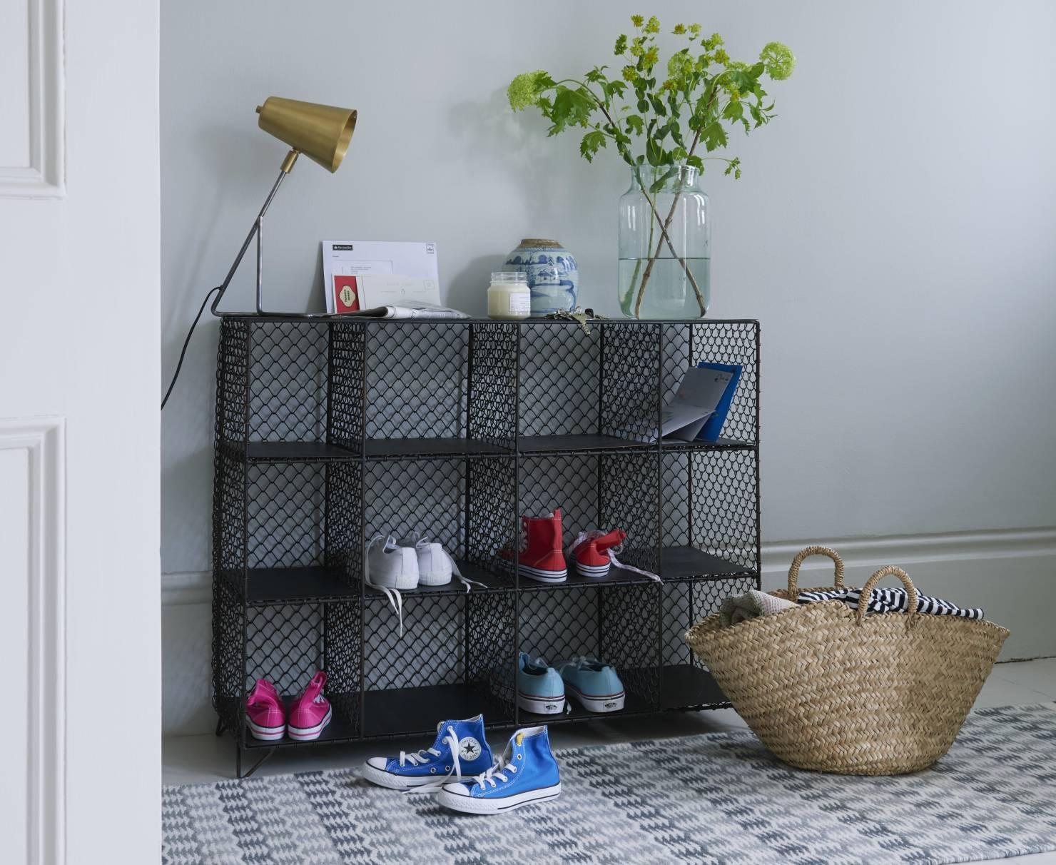 организация хранения обуви