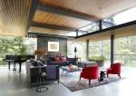 Как дизайнеры используют ковер в интерьере гостиной — 8 вдохновляющих идей