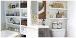 16 забавных способов хранить вещи в ванной. Удивите гостей!