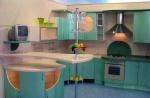 Выбираем барную стойку для кухни: какая конструкция лучше