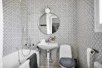 Как создать уют в маленькой ванной: 20 примеров дизайна