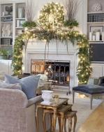 Тепло и уют зимних вечеров: эстетика послепраздничного интерьера