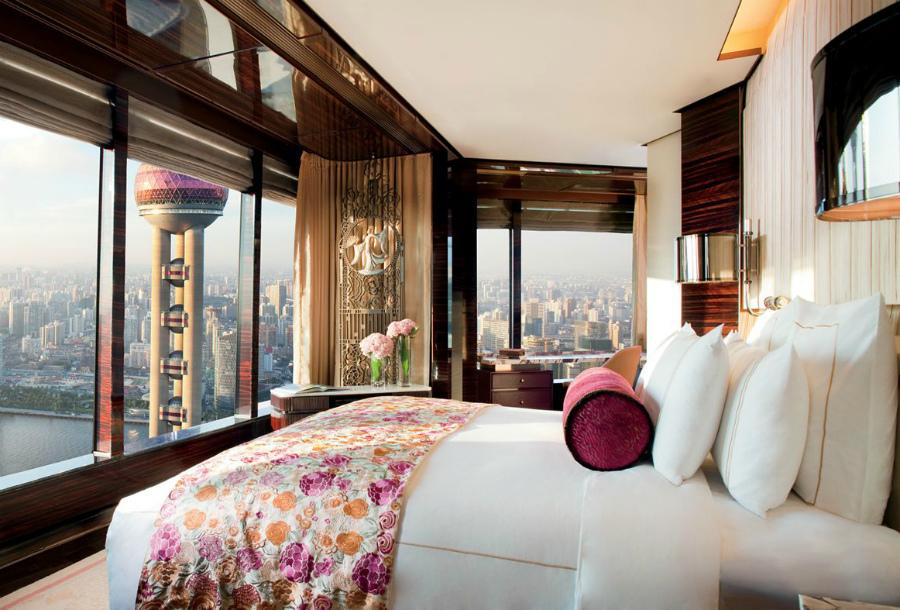 Шанхайская башня небоскреб