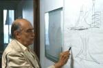 Как Оскар Нимейер в 105 лет контактировал с инопланетянами