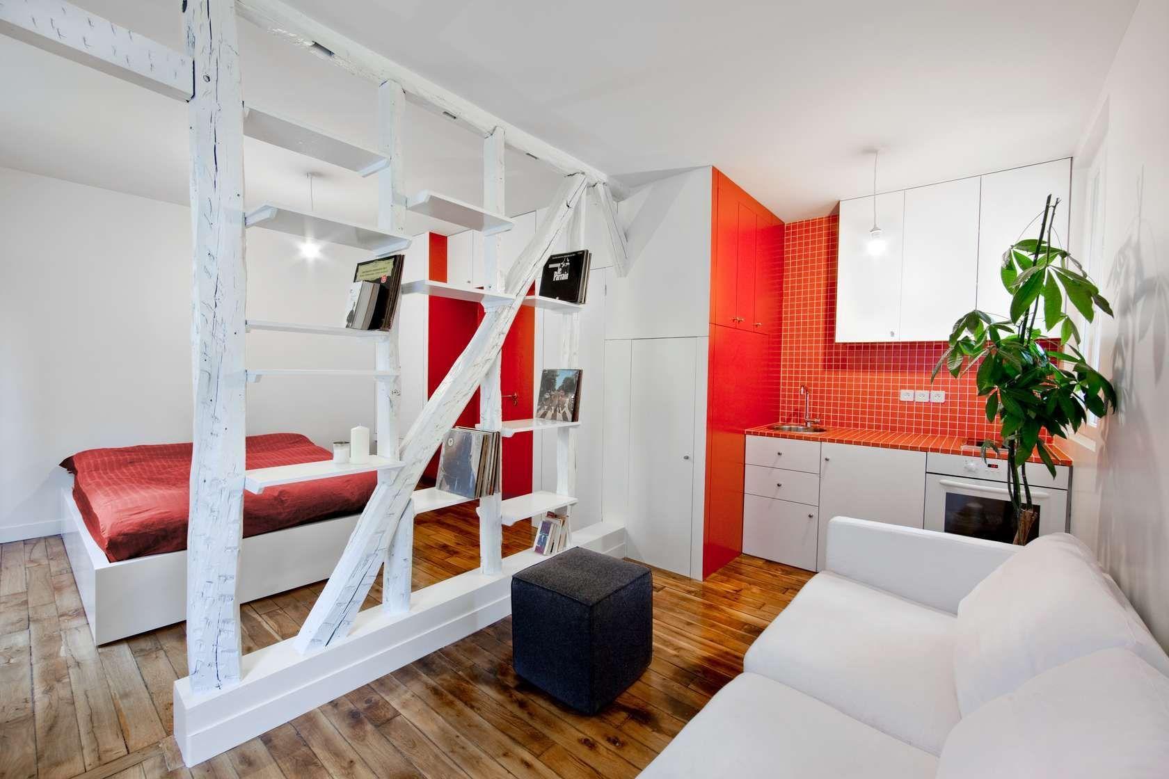 как благоустроить однокомнатную квартиру фото этом уроке