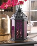 Марокканские светильники в дизайне интерьера