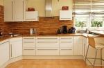 Фартук не из плитки: свежие идеи для кухни