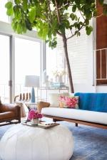 Красивый декор журнального столика: идеи оформления для гостиной