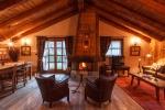 20 фантастически уютных гостиных в стиле шале