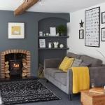 Как супружеская пара нашла свой идеальный сельский дом и поменяла в нем обстановку с обычной на суперскую!