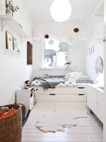 Как оформить маленькую спальню: 20 отличных вариантов